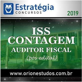 ISS-Contagem (Auditor Fiscal)