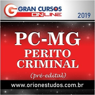 PC-MG (Perito Criminal)