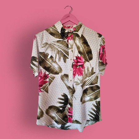 Camisa Banana Tropical