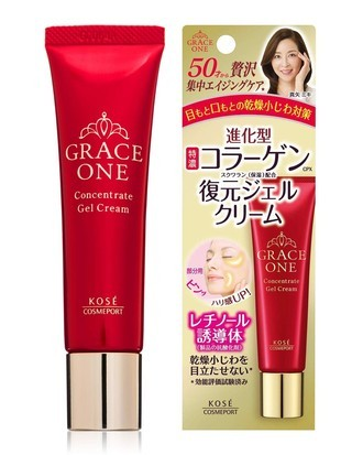 Kosé GRACE ONE Concentrate Gel Cream 30ml