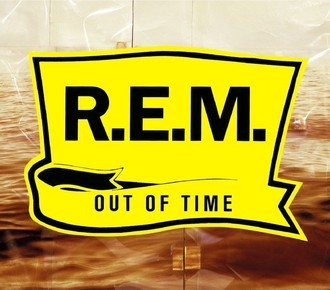 R.E.M. - Out of Time 25th anniversary LP (novo/lacrad0/180g)