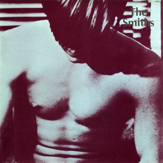 The Smiths S/T 1984 (primeiro álbum) LP (novo/lacrado)