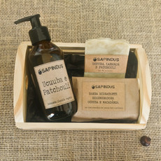 Kit ucuuba e patchouli