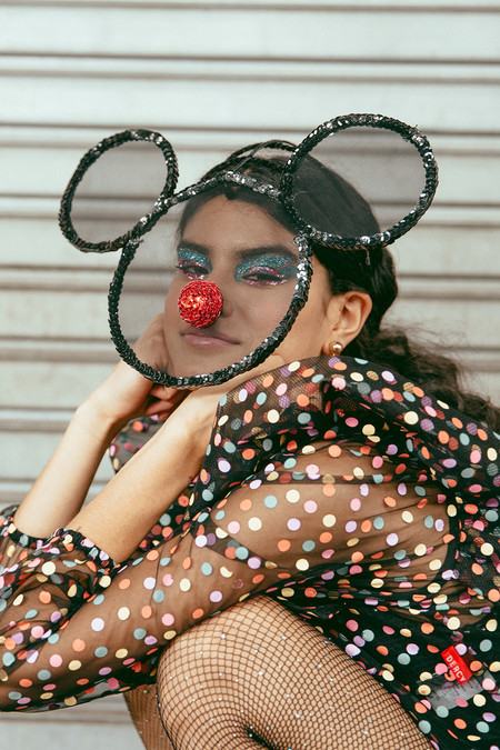 MÁSCARA MICKEY