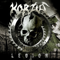 CD - Korzus - LEGION