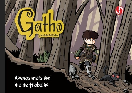 Quadrinho: GATHO