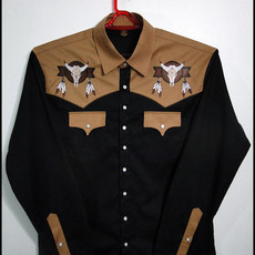 Camisa western Comanche