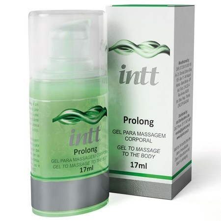 Retardante Gel Prolong Extra Forte Intt 17 ML