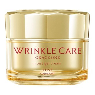 Kose Grace One WRINKLE CARE Multifunção Moist Gel Cream 100g