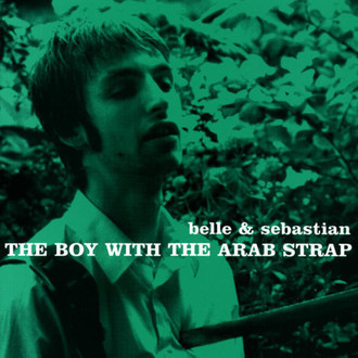Belle & Sebastian - The boy with the arab strap LP (novo/lacrado)