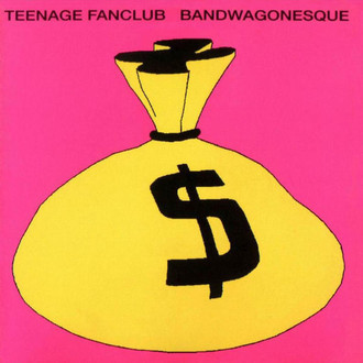 Teenage Funclub - Bandwagonesque LP (novo/lacrado/180g)
