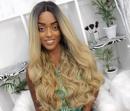 Lace Front wig Fox