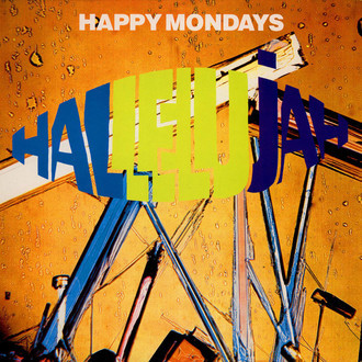 Happy Mondays - Hallelujah LP (excelente estado)