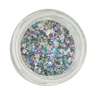 Glitter Natural e Biodegradável SEREIA (3ml) - Pura Bioglitter