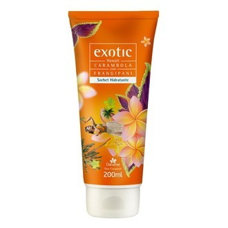 Sorbet Hidratante HAWAII Exotic Carambola (200ml) - Davene