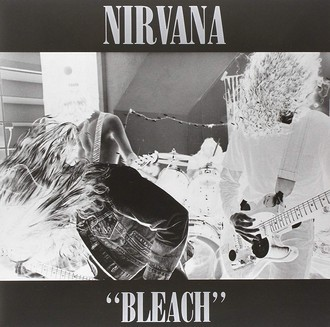 Nirvana - Bleach LP (novo/lacrado)