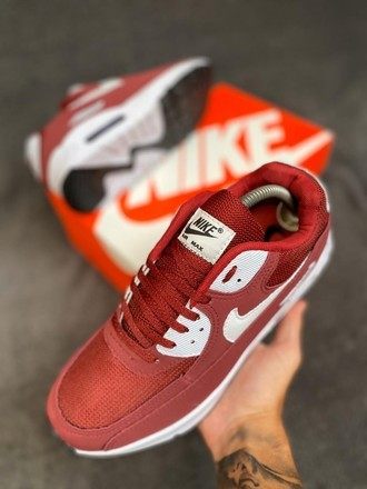 Nike Air Max 90 Bordô