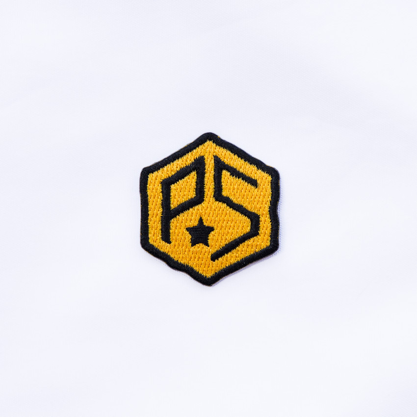 P.S. Hexagon Logo Patch