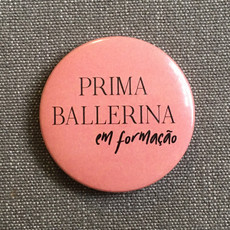 Botton Prima Ballerina