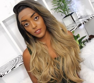 Lace Front wig premium - Marcelly