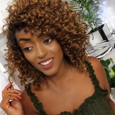 Lace Front wig swiss premium lace wig - July