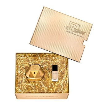 KIT Lady Million Paco Rabanne Feminino Eau de Parfum 50ml + Esmalte