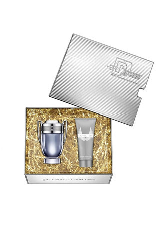 KIT Invictus Paco Rabanne Masculino Eau de Toilette 100ml + Gel