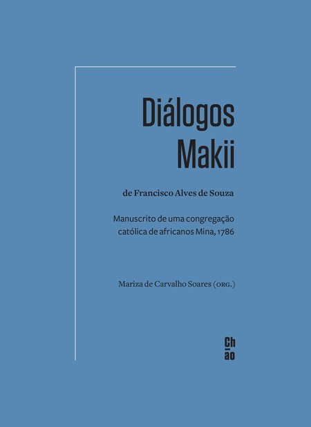 Diálogos Makii, de Francisco Alves de Souza