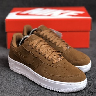 Nike Air Force Camurça