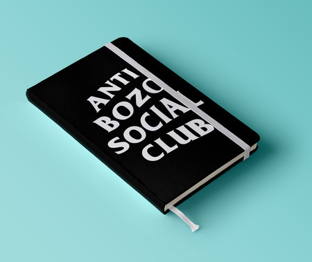 Caderno Anti Bozo Social Club