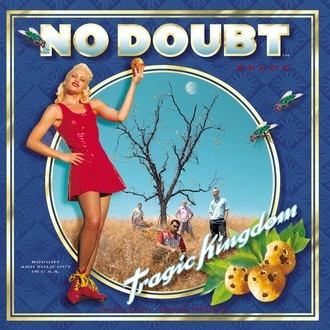 No Doubt - Tragic Kingdom LP (novo/lacrado/180g)