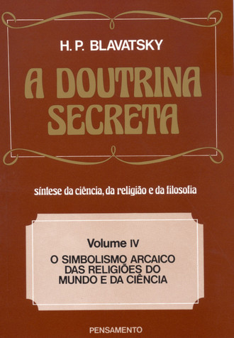 DOUTRINA SECRETA VOL.4