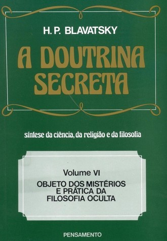 DOUTRINA SECRETA VOL.6