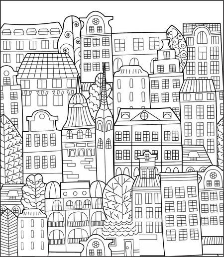 Colorindo com a Le Papier - Cidadela