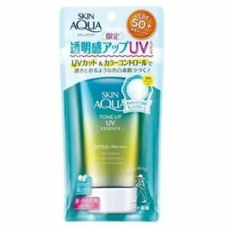 SKIN AQUA® Tone Up UV Essence SPF50+ PA++++