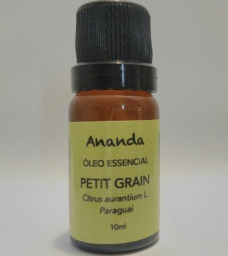 Óleo essencial de Petit Grain 10ml