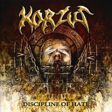 CD - Korzus - Discipline of Hate ( Digipack )