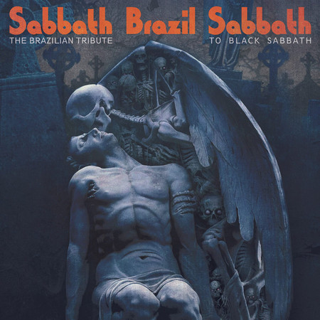 "CD - SABBATH BRAZIL SABBATH ""The Brazilian Tribute To Black Sabbath"""