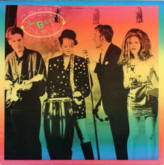 B-52's - Cosmic Thing LP