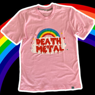 CAMISETA DEATH METAL