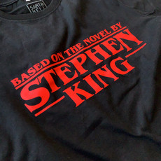CAMISETA STEPHEN KING