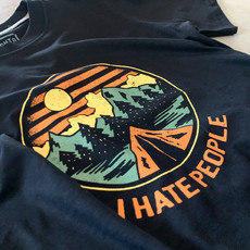 CAMISETA I HATE PEOPLE