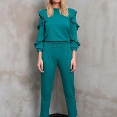 Conjunto New Romantic Verde