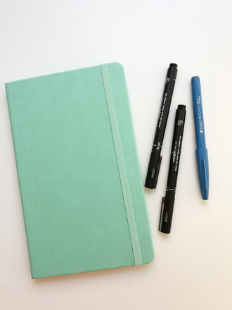 Kit Bullet Journal básico