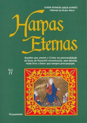 HARPAS ETERNAS - VOL. IV