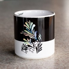 Caneca Chocolate Algas