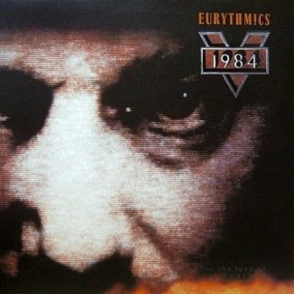 Eurythmics - 1984: trilha sonora do filme LP