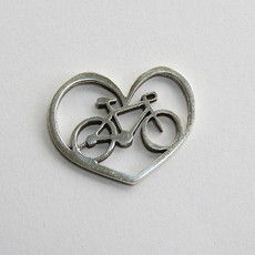 ​Pingente Love Bike MB18