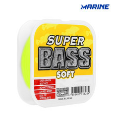 Linha Super Bass Soft Mono - Marine Sports