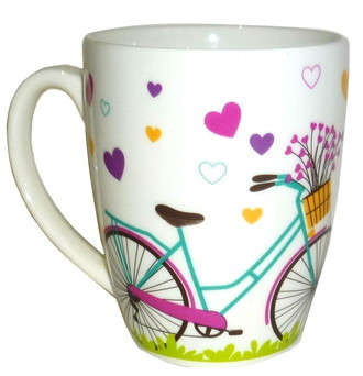 Caneca Bike Love C01